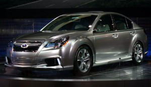 The new Subaru's Legacy boasts better cabin quality and performance. The latest model is one of the best cars on the road today, although few buyers know this. In saloon form the Legacy makes a...